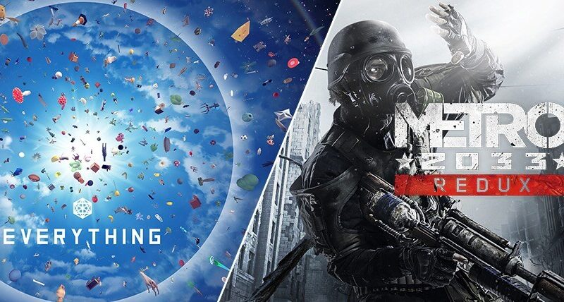 Epic Games Store: Metro 2033 Redux ed Everything GRATIS su PC